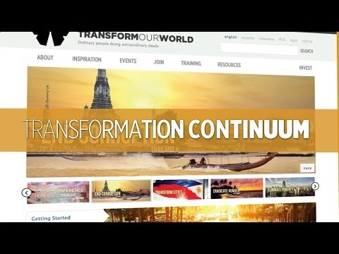 The Transformation Continuum