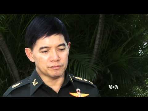 Fugitive Thai Education Minister Arrested for Condemning Coup