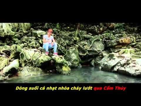 Que Toi Thanh Hoa Lyrics Added Karaoke Version Quang Coi HD