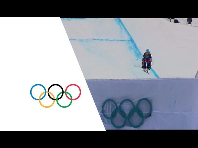Sarah Sauvey - Olympic Ski Cross | Vancouver 2010 Winter Olympics