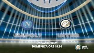SEGUI NAPOLI- INTER SU INTERCHANNEL