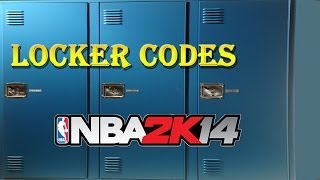 LOCKER CODEs For NBA 2k14 For Ps4 Xbox One Ps3 Xbox 360