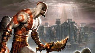 God Of War 1 All Cutscenes Movie HD