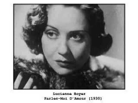 télécharger Lucienne Boyer – Parlez-Moi D'Amour