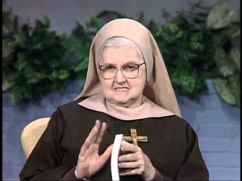 Mother Angelica Live Classics - Thanksgiving - November 25 1992