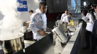 MENGEN TV - Tarkan Özdemir'le tatbikatlı yemek