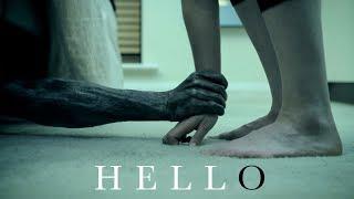 'HELLO' (A Creepy Short Horror Film) Filmed On Canon 60D