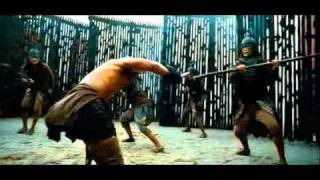 Ong Bak 3 Fight Scene Tony Jaa