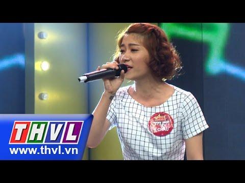 THVL | Ca sĩ giấu mặt - Tập 15: My baby - Á Châu