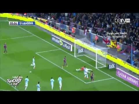 Barcelona vs Celta de Vigo 0 3~ All Goals & Highlights 26 03 2014