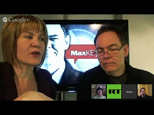 Keiser Hangout: Max, Stacy & their guests talk Bitcoin, gold & much more (Recorded 06.12.13)