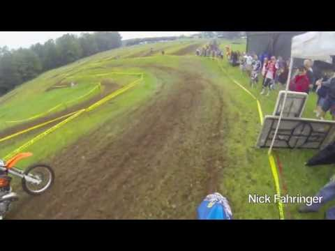 On Board with Nick Fahringer at the Rattlesnake Enduro