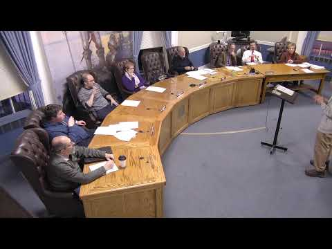 City of Plattsburgh, NY Meeting  2-27-20