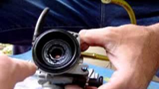 Video Subir Aguja Carburador