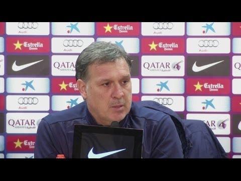 Martino: 'Win will boost confidence' [AMBIENT]