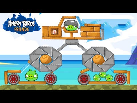 Angry Birds Friends - Angry Birds Summer Fun Tournament On Facebook