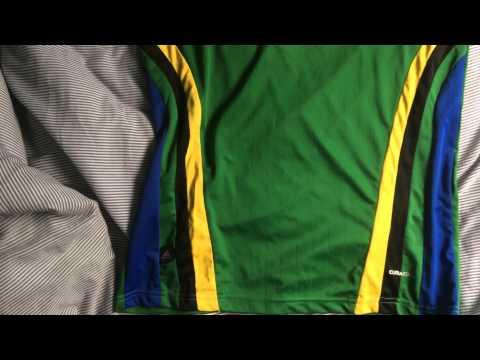Tanzania National Football Shirt/Jersey by Adidas