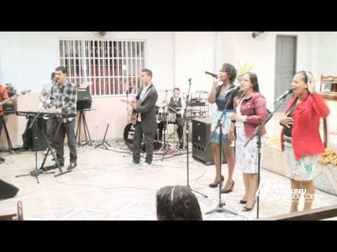Ministério de Louvor Peniel - Encontro UMADJACC Serra 2014