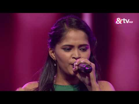 Sharayu Date - Performance - Knock Out Round Episode 16 - January 29, 2017 - The Voice India Season2