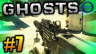"""SMG WARRIOR!!"" - GHOSTS LIVE w/ Ali-A #7 - (Call of Duty Ghost Multiplayer Gameplay)"