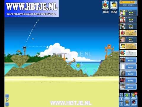 Angry Birds Friends Tournament Level 2 Week 65 (tournament 2) no power-ups