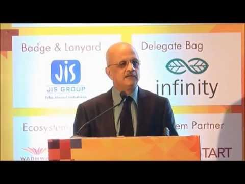 Welcome Address by NASSCOM President Mr. R. Chandrashekhar at NPC Kolkata 2014