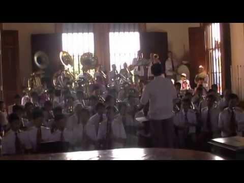 Hội kèn đồng giáo xứ Xuân Dục