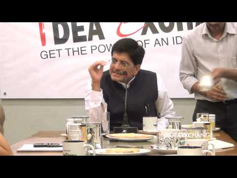 Power and Coal Minister  Piyush Goyal on tackling power outages