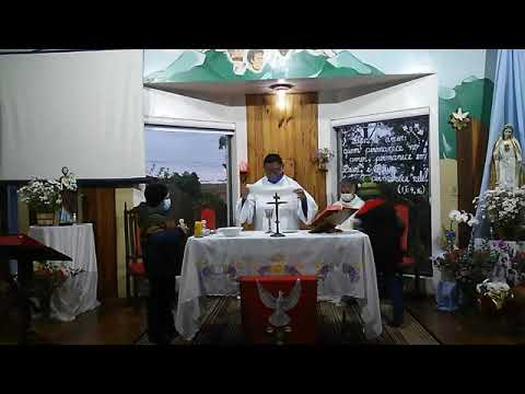 Santa Missa | 15.05.2021 | Sábado | Padre Francisco de Assis | ANSPAZ
