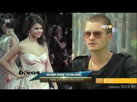 Divos - Orlando Bloom y Selena Gómez juntos para darle celos a sus exs