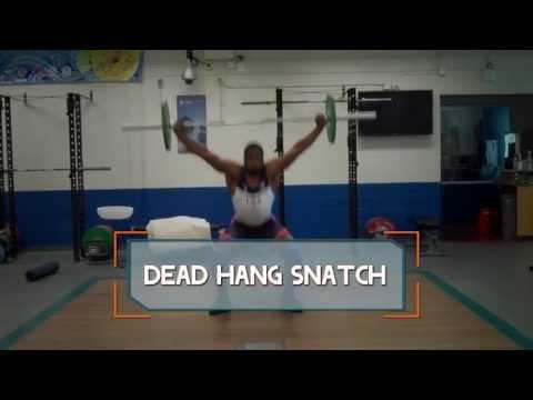 Dead Hang Snatch