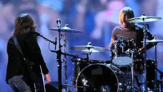 Foo Fighters Live At DNC Conference My Hero & Walk