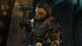 Кузнечное дело в Тамриэле (Eng) / The Elder Scrolls Online / Видео, ролики, трейлеры, гайды