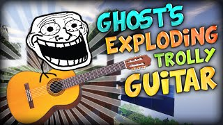 GHOST'S TROLLY GUITAR JINGLES Minecraft Modded Cops And