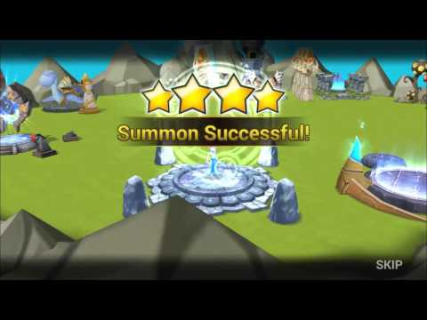 Summoner's War #12- 5 STAR SUMMON!