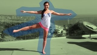 Long, Lean Dancer's Legs Pilates Workout | Pilates Bootcamp With Cassey Ho view on youtube.com tube online.