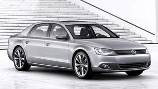 2014 New Volkswagen Phaeton Preview