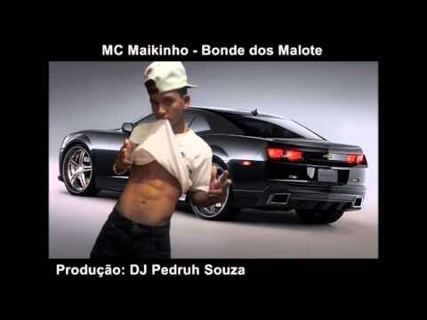 Mc Maiquinho da Cohab - Bonde dos Malote [ L A N Ç A M E N T O ] - Musica Nova 2O14 DJ Pedruh Souza