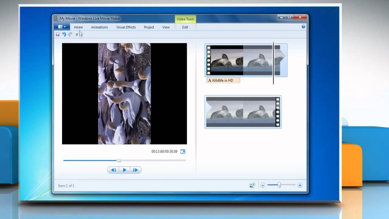 Windows movie maker tech support