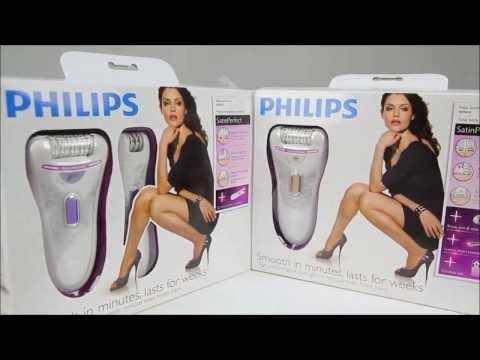 Как выбрать эпилятор Philips? Купить эпилятор Philips (Филипс).