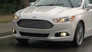 2013 Ford Fusion Titanium EcoBoost videos