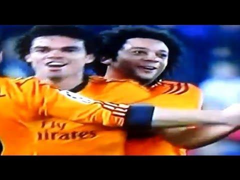 Real Madrid 1-0 Español | Gol de Pepe Highlgihts Liga BBVA