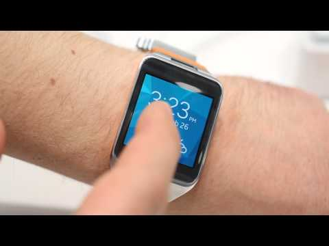 Samsung Gear 2 hands on