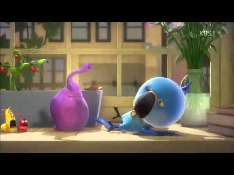 Xem phim hoạt hình Lavar_Ấu trùng tinh nghịch 2014 Ep 4