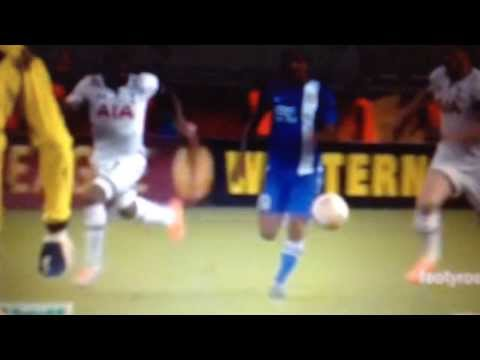 FC Dnipro 1 - 0 Tottenham F.C - Highlights - HD
