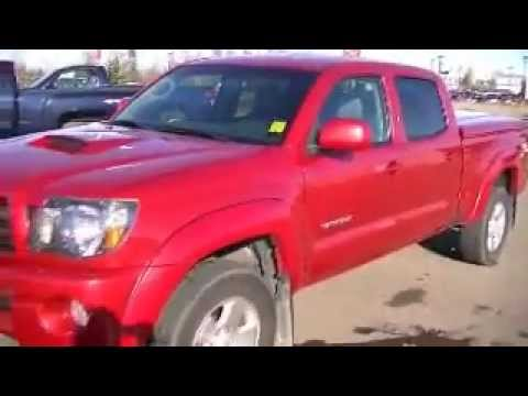 2009 Toyota Tacoma Double Cab 4X4 4.0L V6 TRD Sport at 1000 Islands