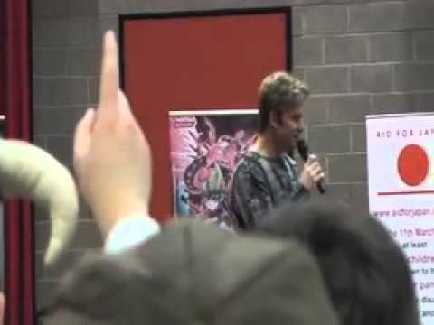 Vic Mignogna Talk / Q&A - Sunnycon 2013