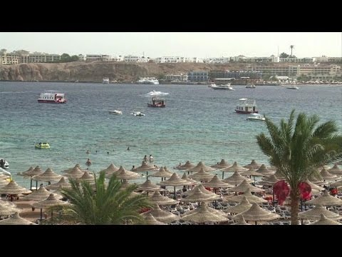 Egypt tourism trade looks to polls for political stability