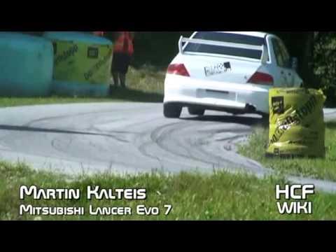 RallyeABST Kalteis/Lang Evo VII 2010