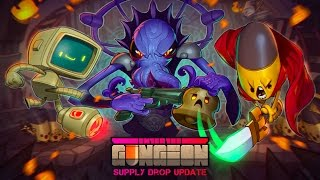 Enter the Gungeon - Supply Drop Frissítés